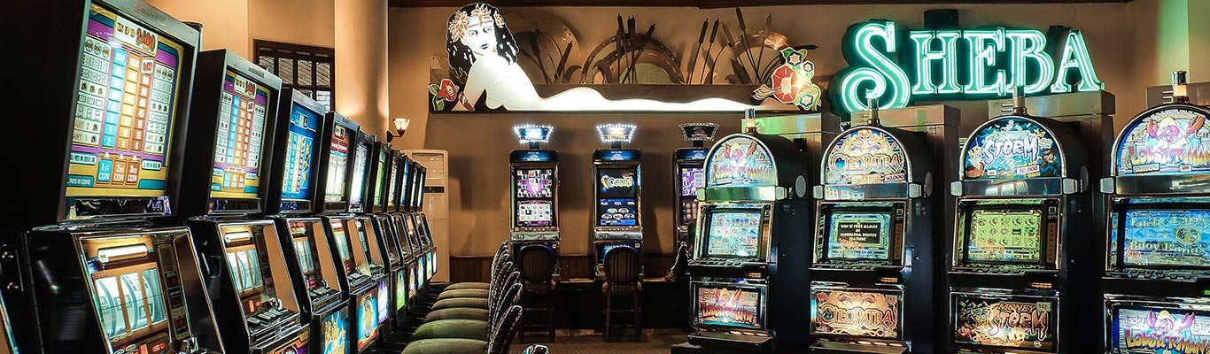 SafariPark Paradise Casino