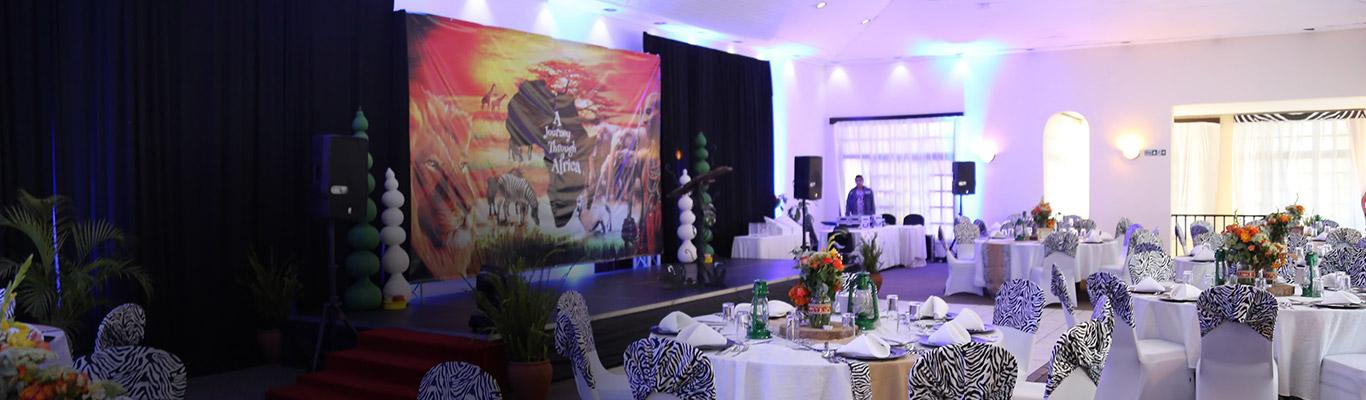 SafariPark Themed Events in Nairobi