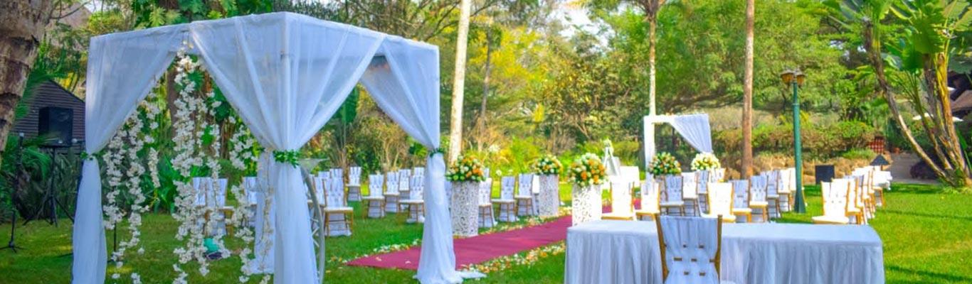 SafariPark Bridal Walk in Nairobi