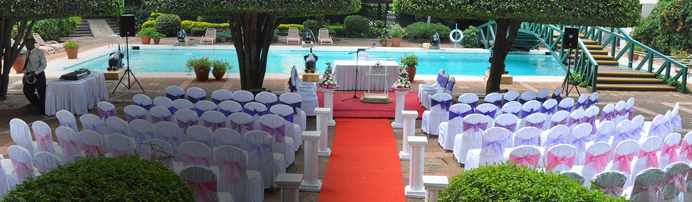 SafariPark WEDDING PLANNING IN NAIROBI