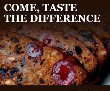 Come Taste The Difference