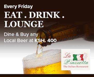 Hemingways Lounge & Bar - Friday