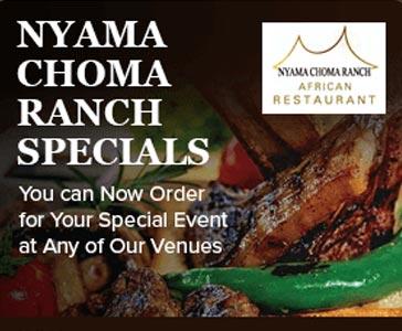 Nyama Choma Ranch Specials