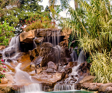 Kigwa Waterfalls