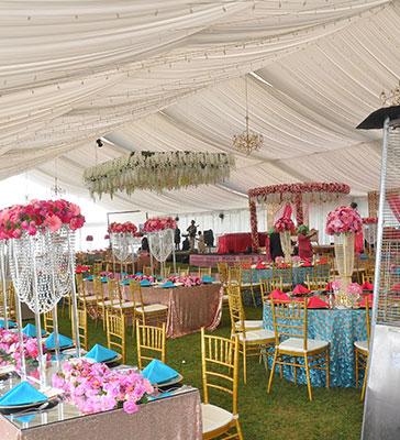 THE ROSE WEDDING