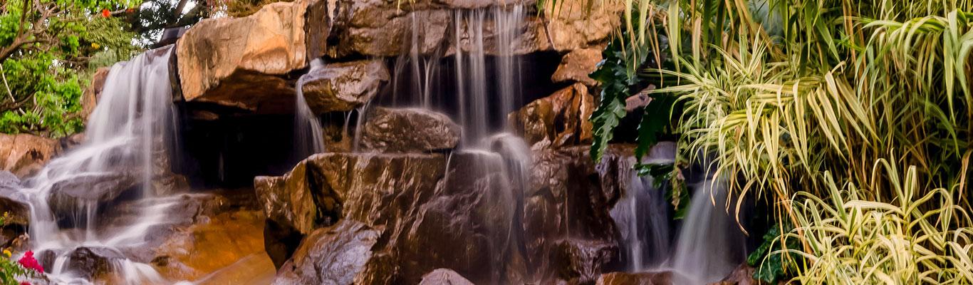 SafariPark Kigwa Waterfalls